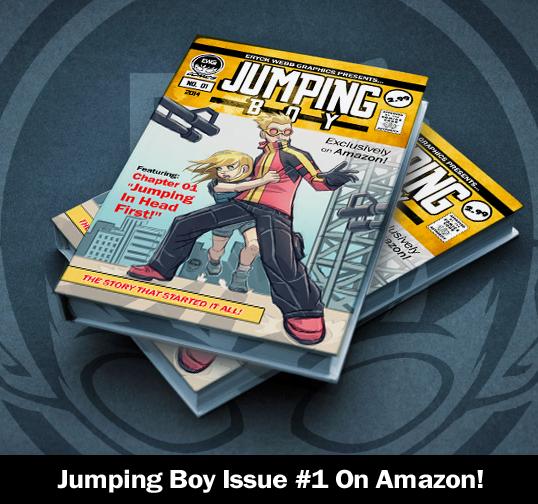 http://www.amazon.com/Jumping-Boy-Comic-Eryck-Webb-ebook/dp/B00K6R1JMU/