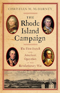 The Rhode Island Campaign by Christian McBurney on Fieldstone Common