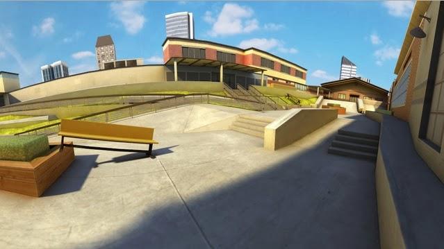 True Skate: Amazing Skateboard Game For iOS iPhone, iPad ...