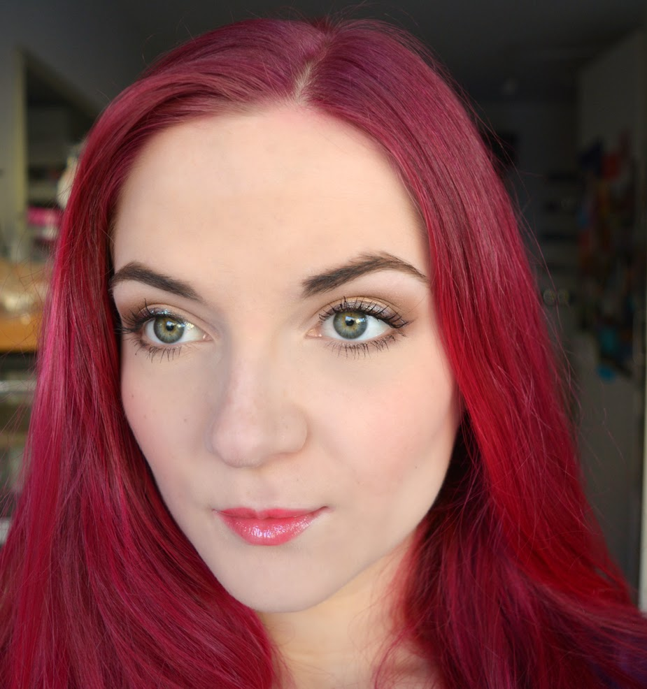 Make up Montag #5 - Groovy kind-a love