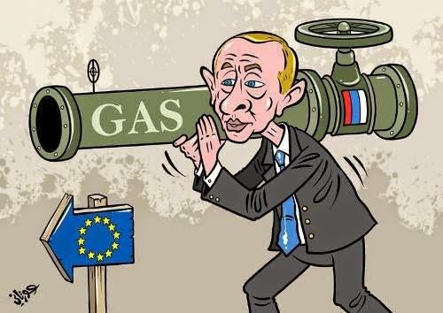 Третья газовая война России с Украиной в самом разгаре