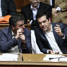 buongiornolink - Grecia, la bomba pensioni rischia di colpire il governo Tsipras 2