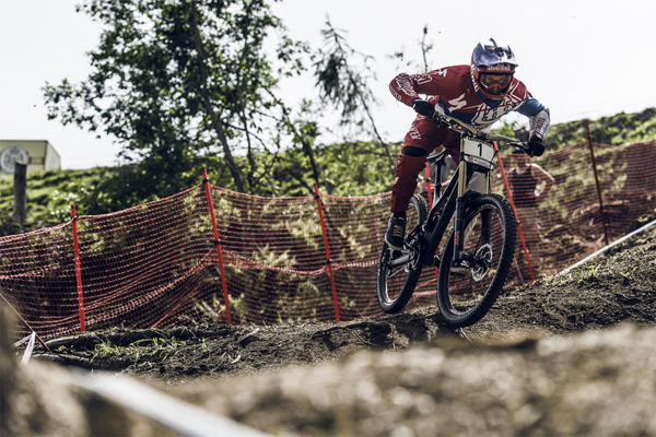 2015 Leogang UCI World Cup Downhill: Results