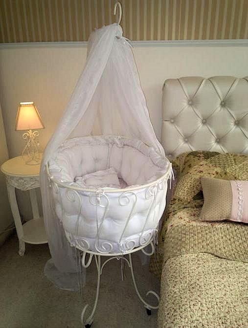 moises de ferro portátil para os primeiros meses do bebê ideal para