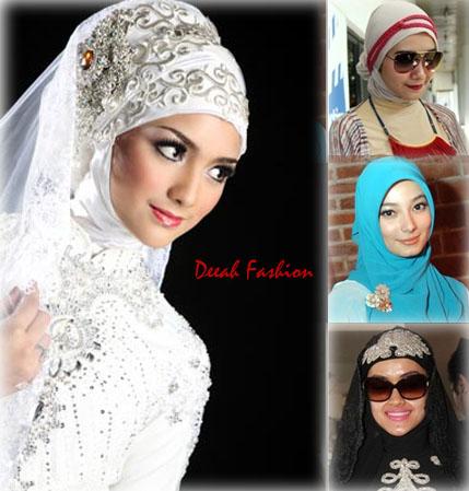 Jilbab Artis Modis Selama Ramadhan