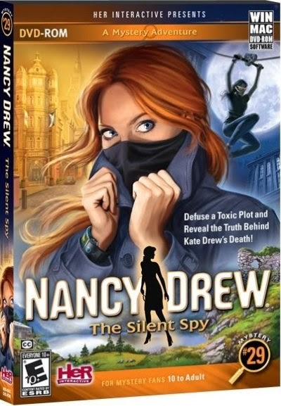 Free Nancy Drew - Download and Play for Free at Jenkat Games