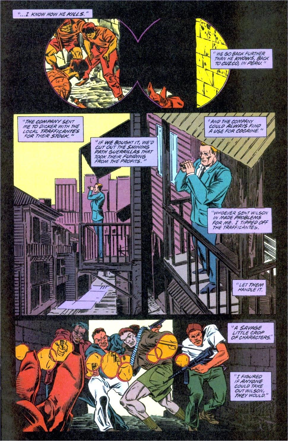 Deathstroke (1991) Issue #12 #17 - English 10