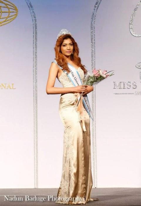 Miss Universe Sri Lanka 2014