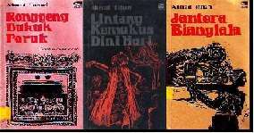 Novel Ahmad Tohari Collcetions