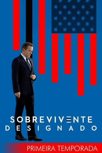 Designated Survivor 1ª Temporada Torrent - WEB-DL 720p Dual Áudio