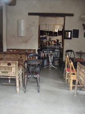 So sieht es im Cafe Chinois aus