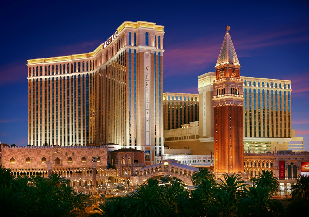 Passion For Luxury : The Venetian Resort-Hotel-Casino, Las Vegas