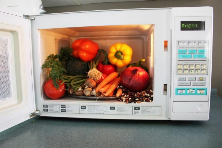 Health Damaging Habits: Microwaving Food
