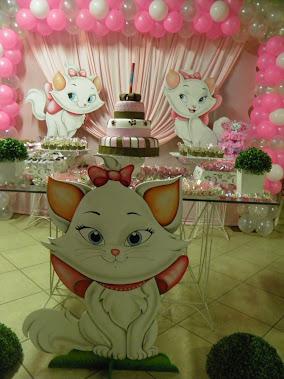 Festa Lançamento Gatinha Marie