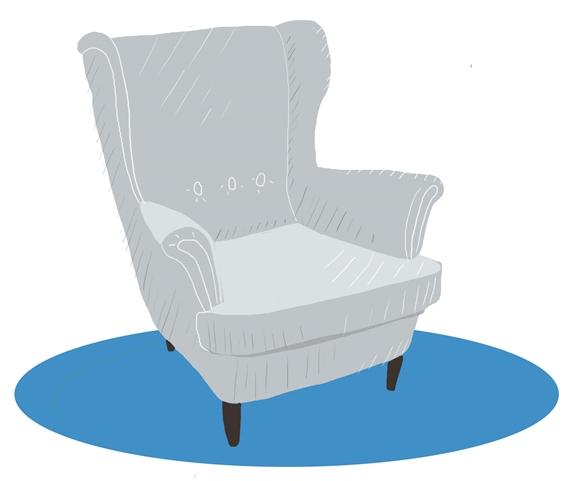 ikea strandmon sessel erfahrungen. Black Bedroom Furniture Sets. Home Design Ideas