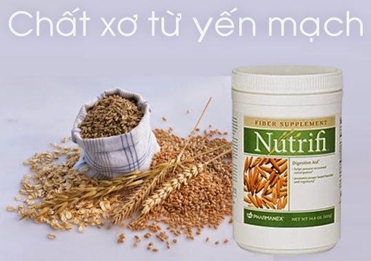 Thực phẩm chức năng NutriFi Nuskin