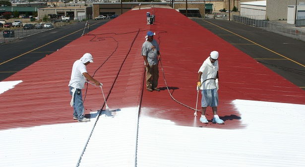 White Roofing Systems Different Substrates Require
