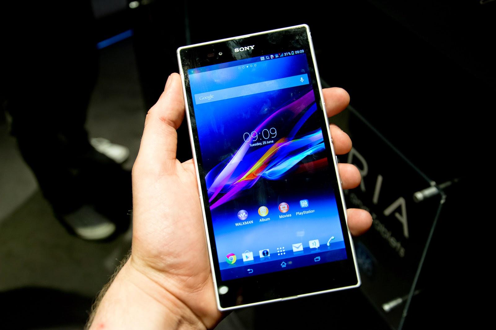 Sony Xperia Z2 Ultra Hakkında