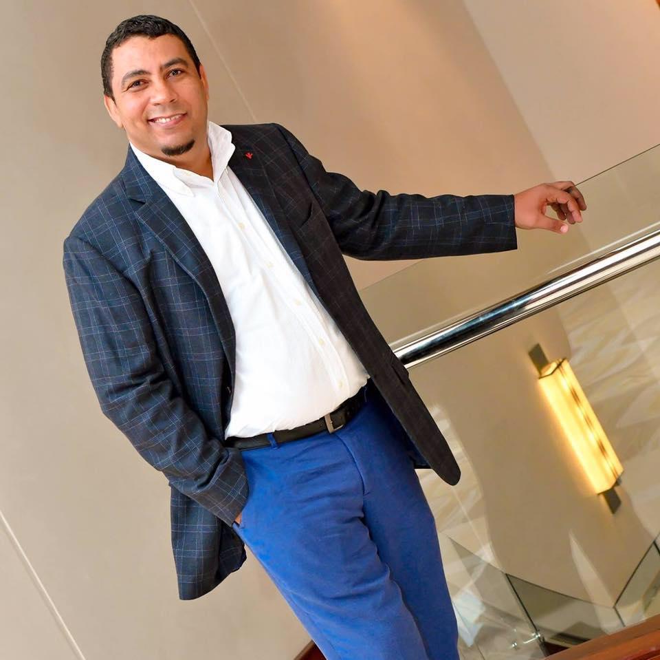 LUIS ALBERTO PELAEZ ANDINO, dirigente de cara con su Barahona y joven promesa política