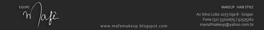 Mafê Makeup- Equipe  Mafê
