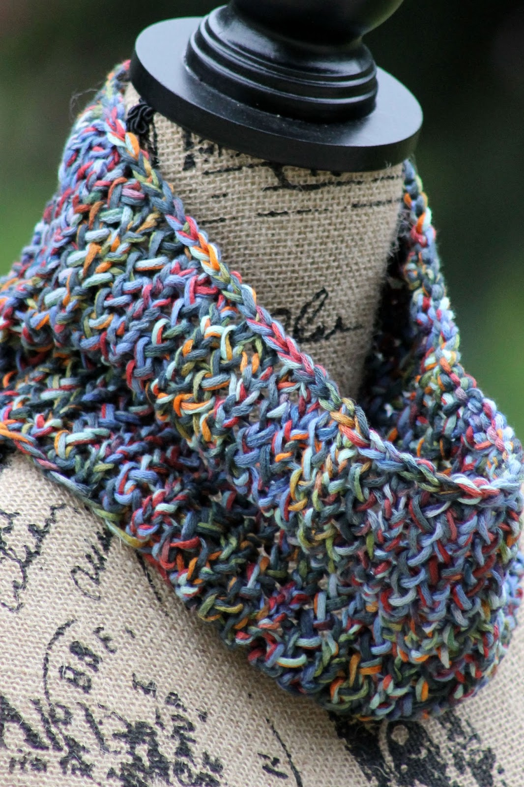 Balls to the Walls Knits: 81-Yard Cowl