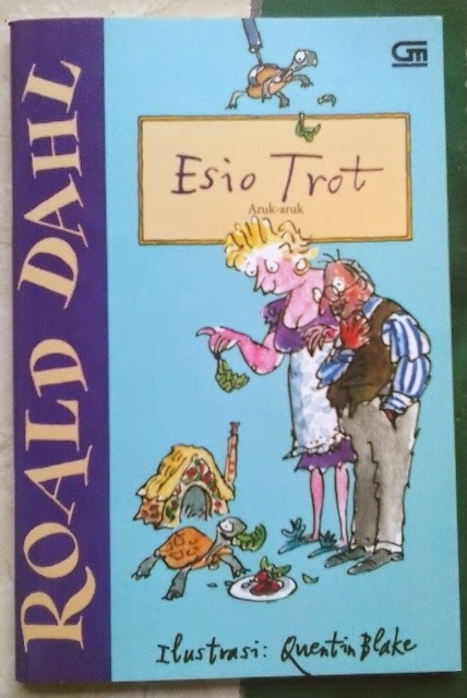book report on esio trot by roald dahl Roald dahl 10 book pack (esio trot, george's marvelous medicine, the twits, the witches, the giraffe the pelly and me, going solo, matilda, danny the champion of the world, charlie and the chocolate factory, james and the giant peach) by roald dahl.