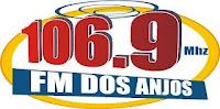 ouvir a Rádio FM dos Anjos 106,9 Barra de São Francisco ES