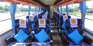 Liburan Nyaman dan Murah Naik Bus ke Karimunjawa