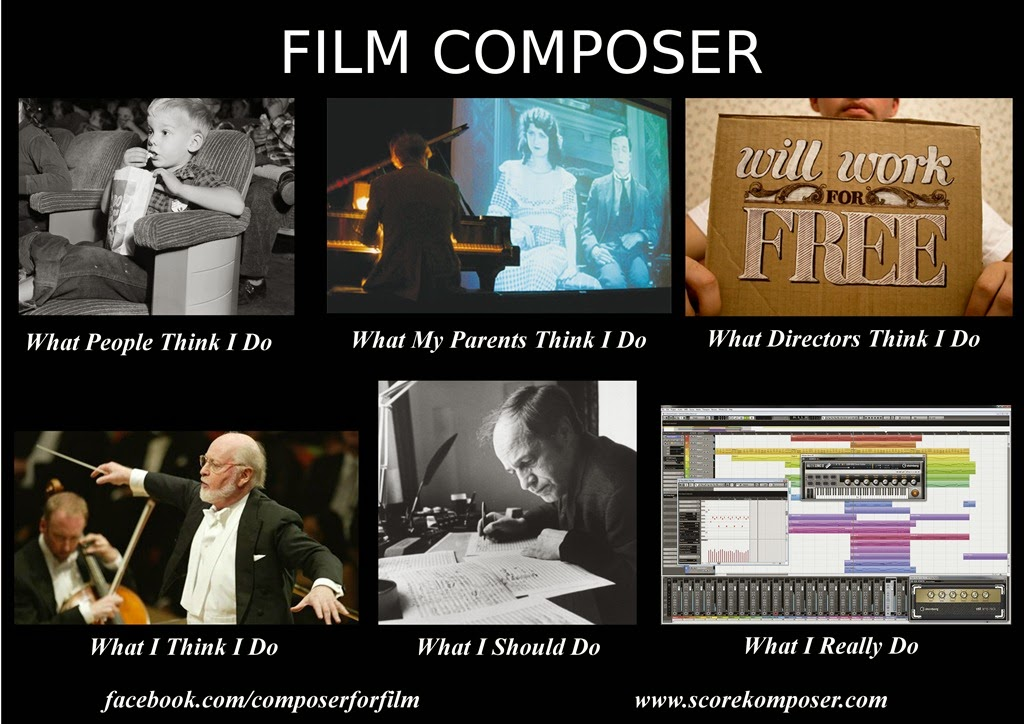 John Ross Jesensky - Film Composer