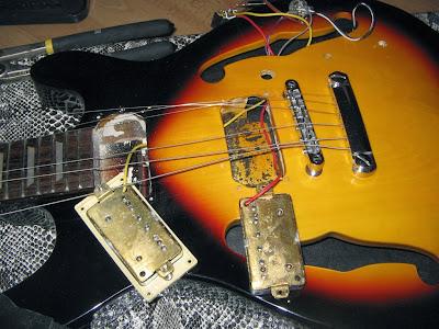 Kerugian memodifikasi gitar