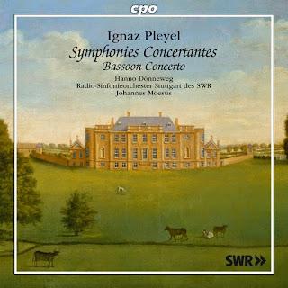 Pleyel - Symphonies Concertantes