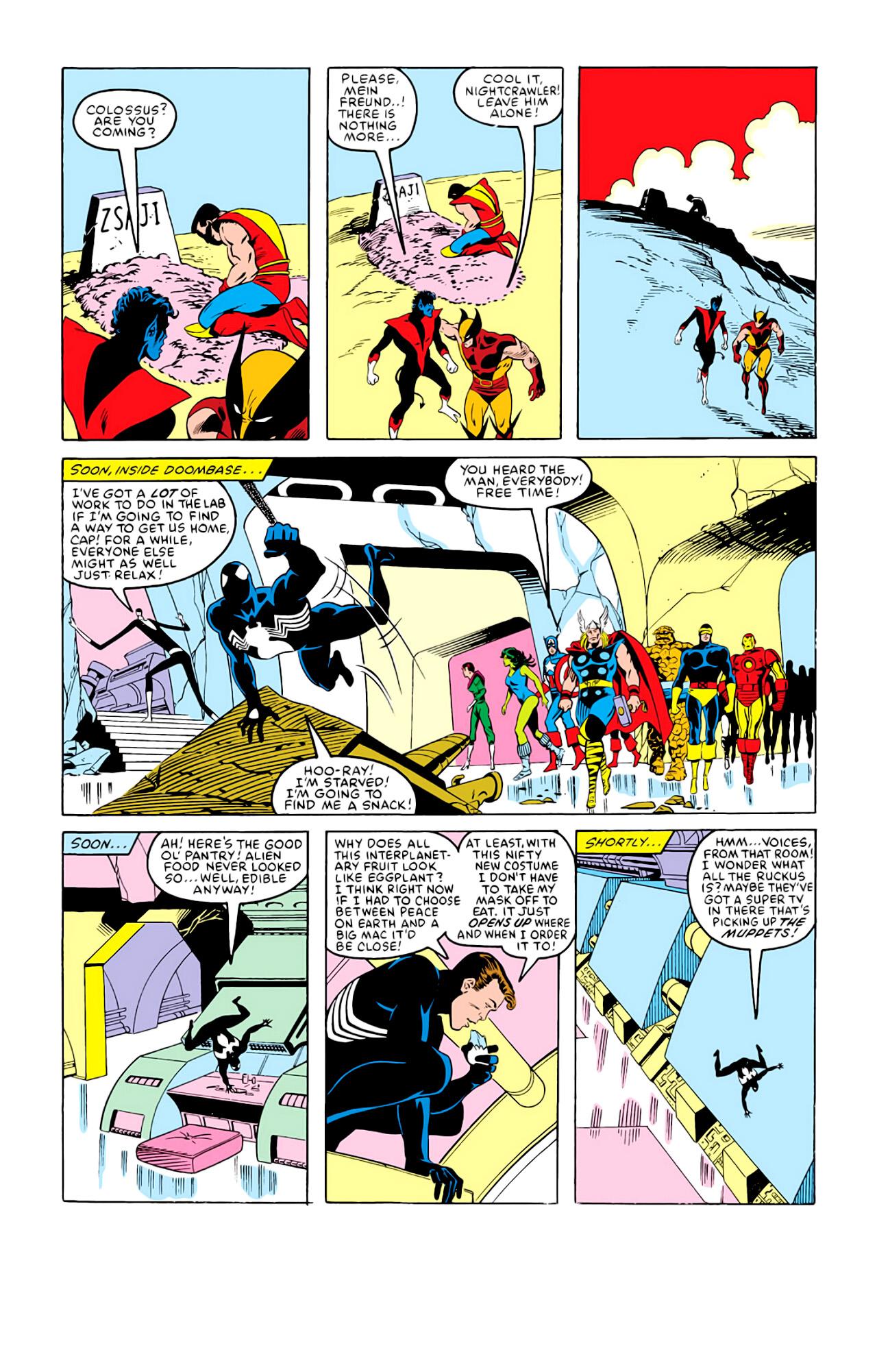 Captain America (1968) Issue #292m #220 - English 36