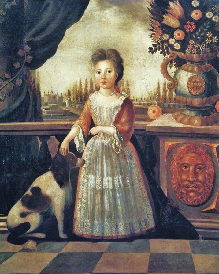 1710 Justus Engelhardt Kuhn fl 1707 1717 Eleanor Darnall 1704 1796