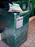 Alat Pembuat Kompos ( KE-100L)