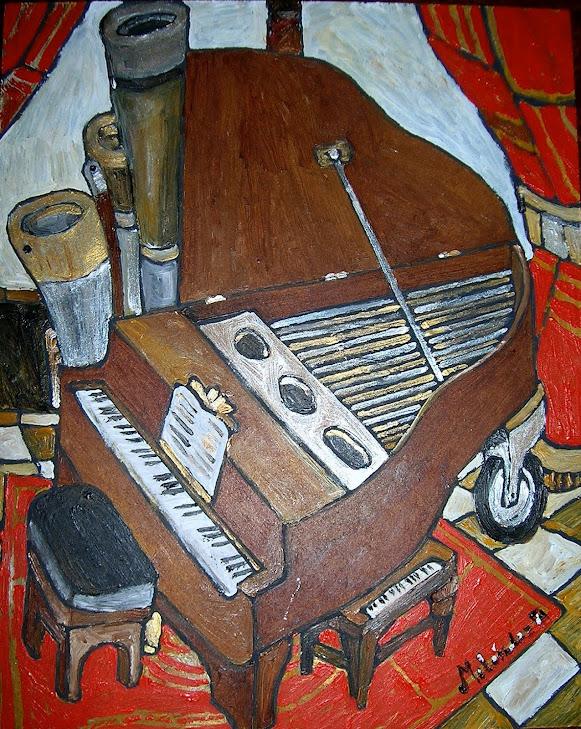 """""""UN PEQUEÑO PIANO"""""""