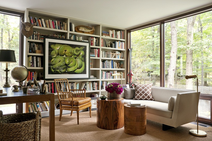Attractive Color Outside The Lines: Book Review: Carrier And Company Positively Chic  Interiors