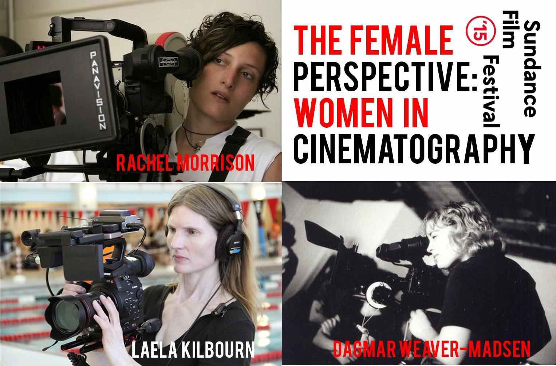 Rachel Morrison, Laela Kilbourn, Dagmar Weaver-Madsen, ©george leon/filmcastlive