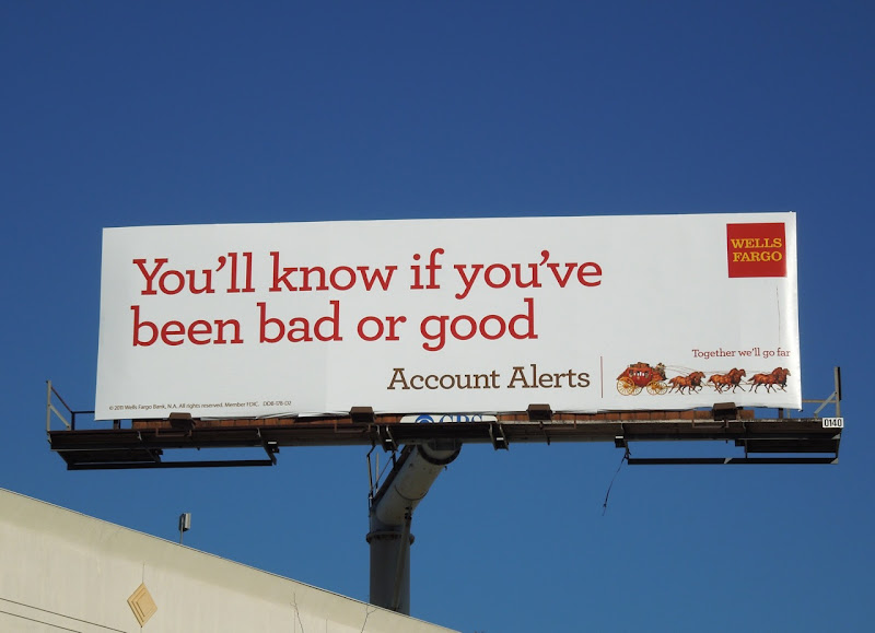 Bad or good billboard
