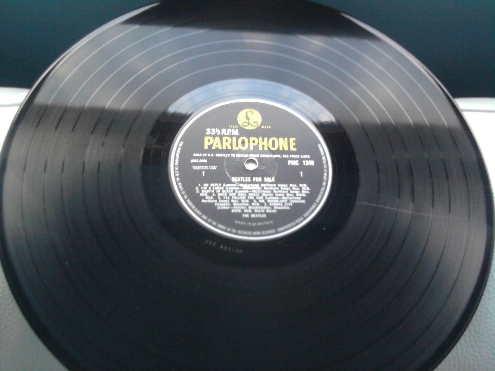 vinyl records beatles for sale lp. Black Bedroom Furniture Sets. Home Design Ideas