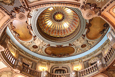 BUENOS AIRES: PALACIO PAZ Dome