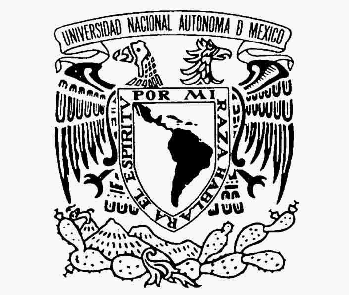 UNAM (1551): Universidad Nacional Autónoma de México