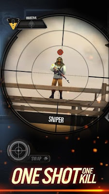 Sniper X With Jason Statham MOD Apk Download