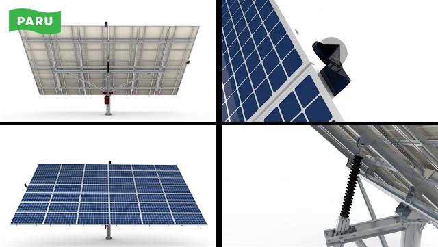 [PARU Solar Tracker] PARU Tracker07