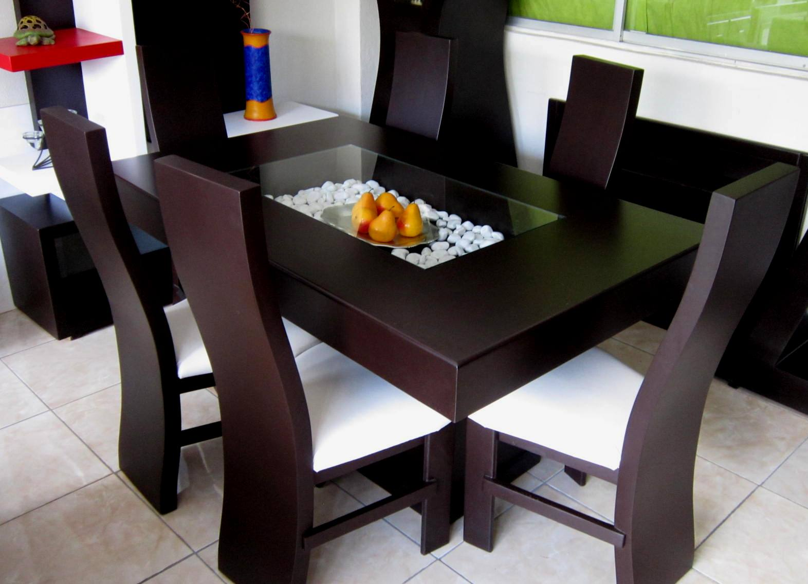 Muebles alvac for Comedores modernos chocolate