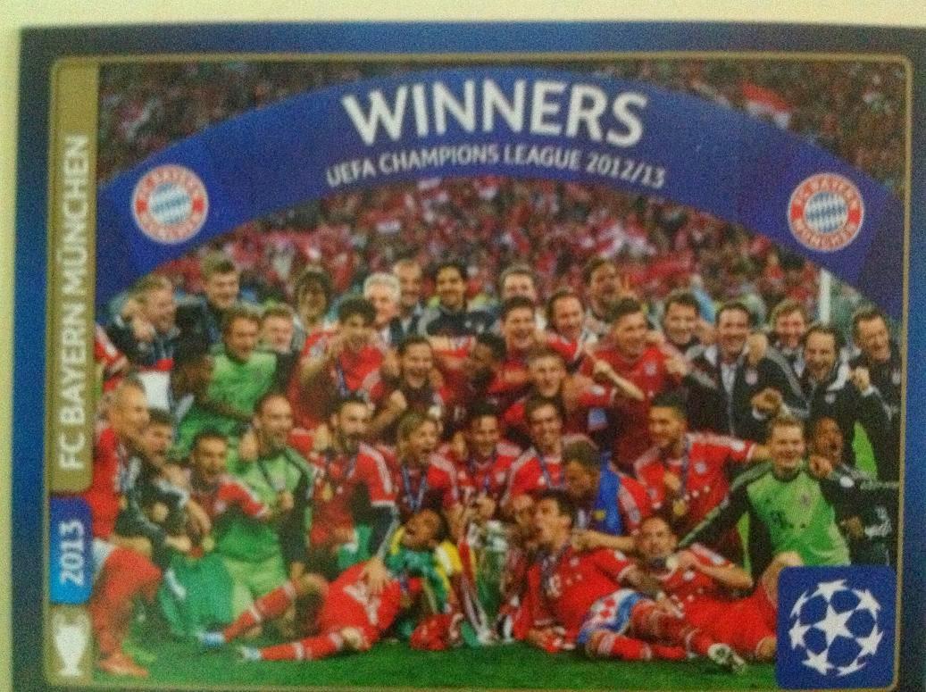 Bayer Munich Campeón 2013