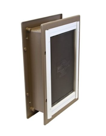 Best electronic dog door review bestbuy electronic dog for Automatic dog doors for walls