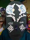 Nos masques de Carnaval