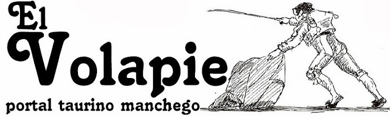 EL VOLAPIE, portal taurino manchego