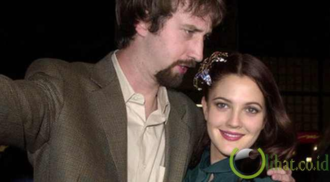 Drew Barrymore & Tom Green