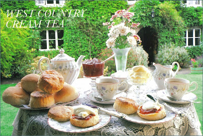 West Country Cream Tea